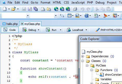 b2 review phan mem phpdesigner - Phần mềm thiết kế Website chuyên nghiệp phpDesigner