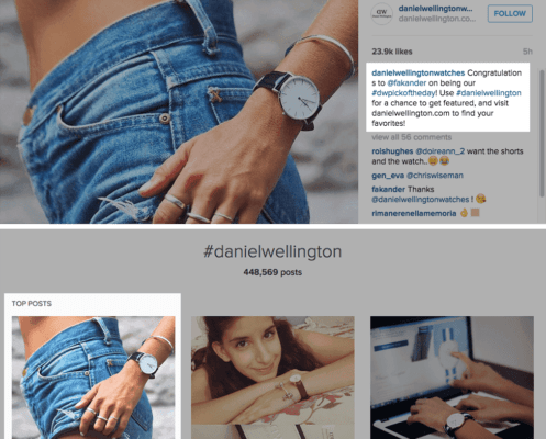 Dùng hashtag, khả năng bạn bán hàng trên instagram sẽ tăng rất nhiều