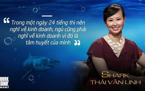 Shark Thái Vân Linh – Giám đốc vận hành & chiến lược Quỹ đầu tư VinaCapital.