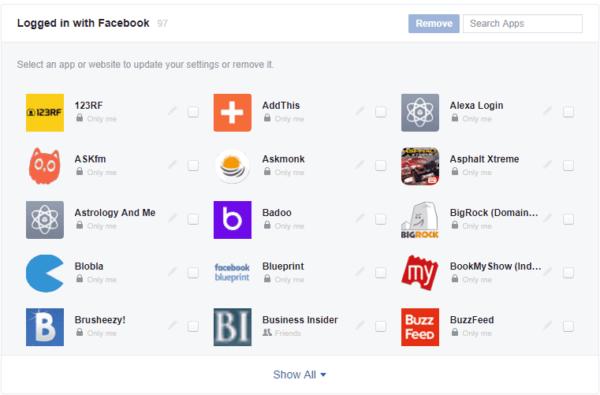 FB 1 - 5 Cài đặt Facebook bí mật bạn nên thay đổi ngay bây giờ