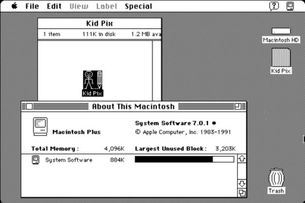 bản demo macffy cổ điển