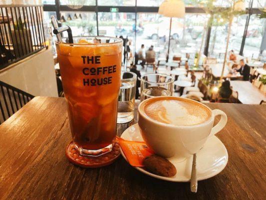Kết quả hình ảnh cho The Coffee House