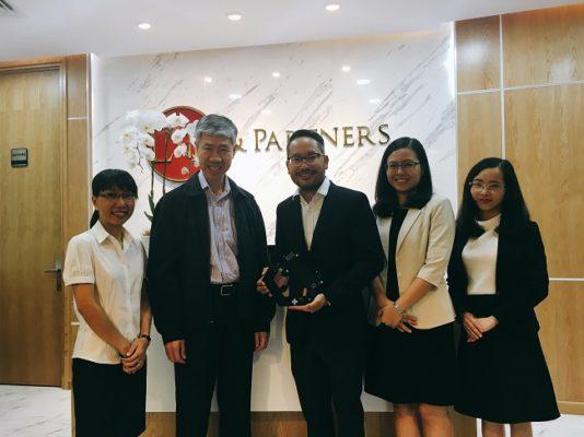 LNT and Partners là Top 10 văn phòng / công ty luật uy tín nhất TP. Hồ Chí Minh