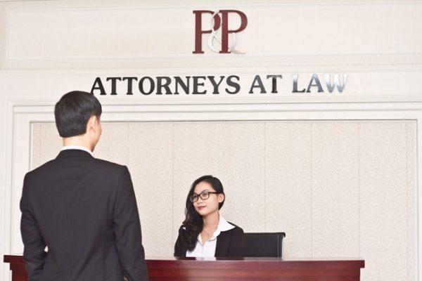 Phuoc & Partners la Top 10 văn phòng / công ty luật uy tín nhất TP. Hồ Chí Minh