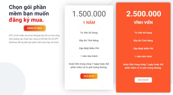 Bang Gia Phan Mem Crm Profile