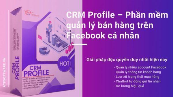 Phan Mem Crm Profile