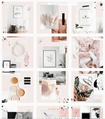 Tạo liên kết giữa các hình ảnh, sản phẩm