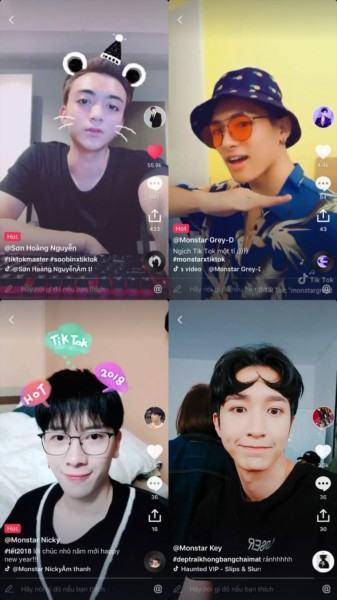 Sử dụng những Influencer nổi tiếng tại Việt Nam (Nguồn: Kenh14)