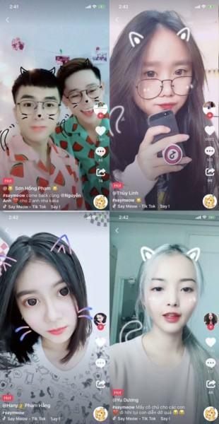 Những người bình thường cũng được Tik Tok chia sẻ để quảng bá hình ảnh cho mình (Nguồn: Kenh14)