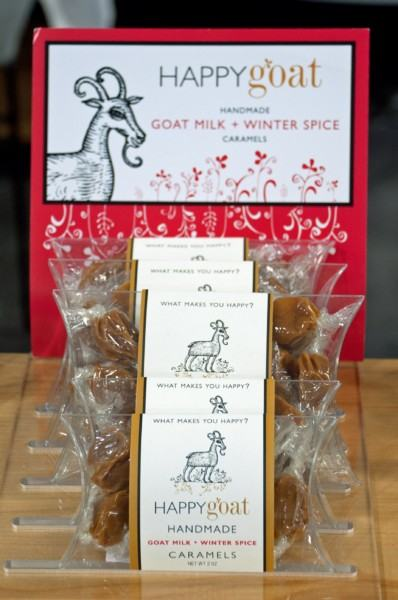 Happy Goat Winter Spice Caramels