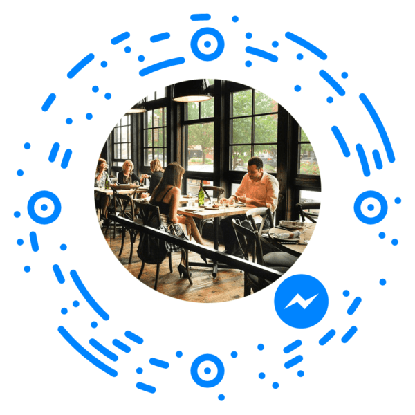 Restaurant Messenger Scancode By Smart Build Chatbots