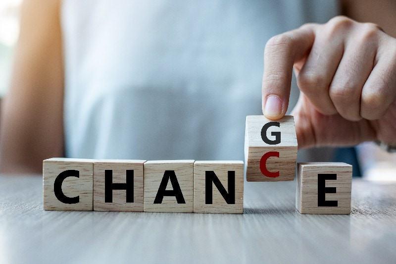 Các bước trong quản lý thay đổi tổ chức hiệu quả