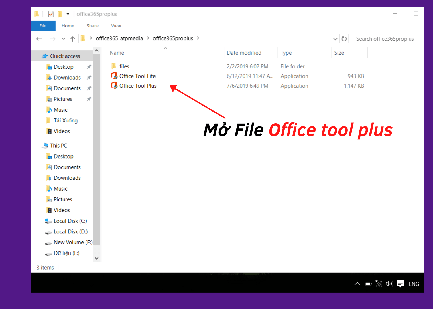 Cài đặt Microsoft Office (1)