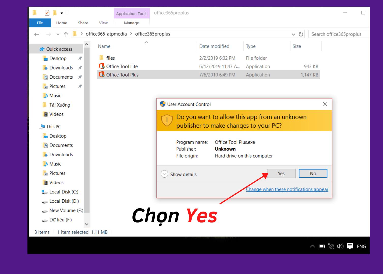 Cài đặt Microsoft Office (2)