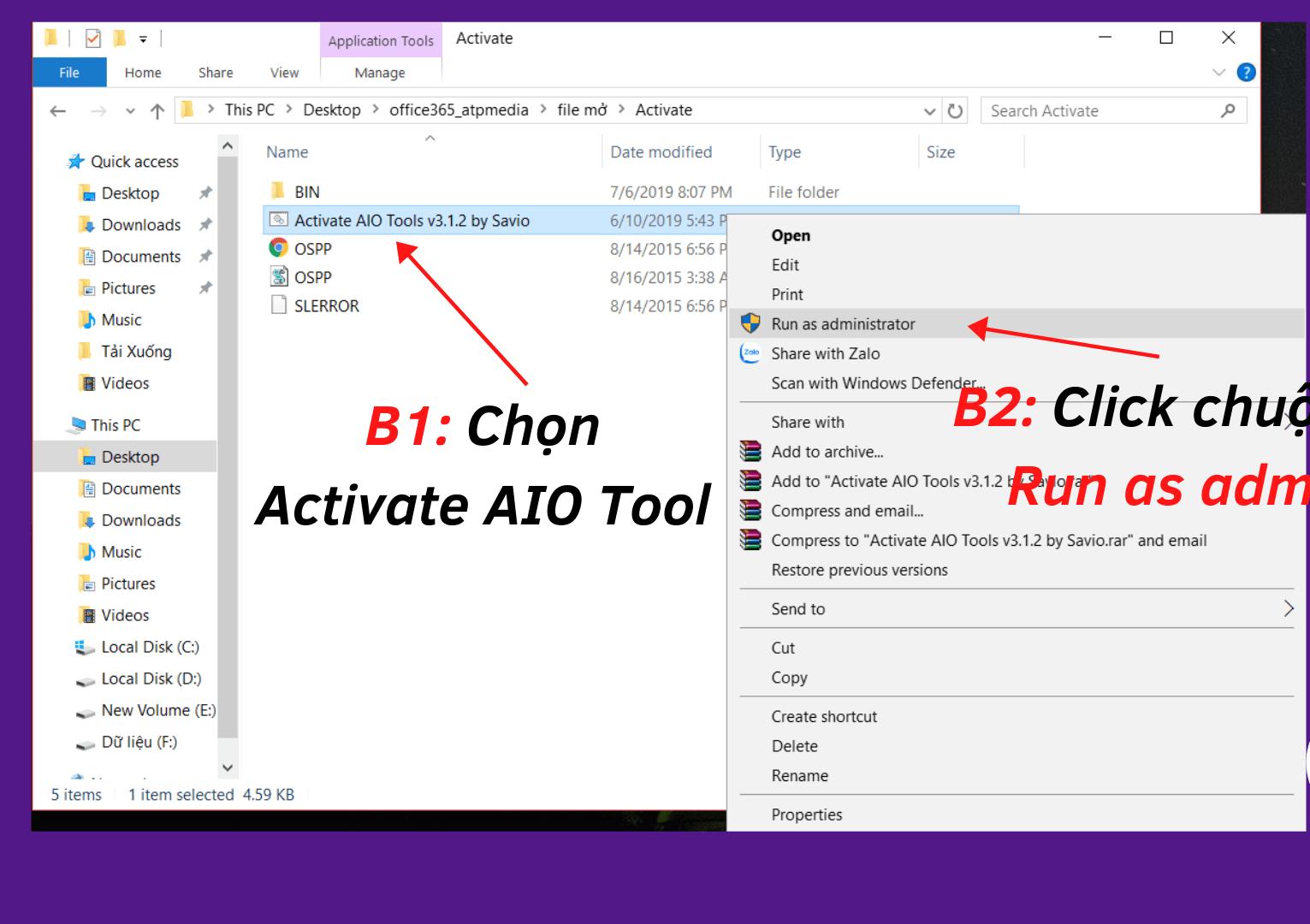 Gia hạn cho Microsoft Office