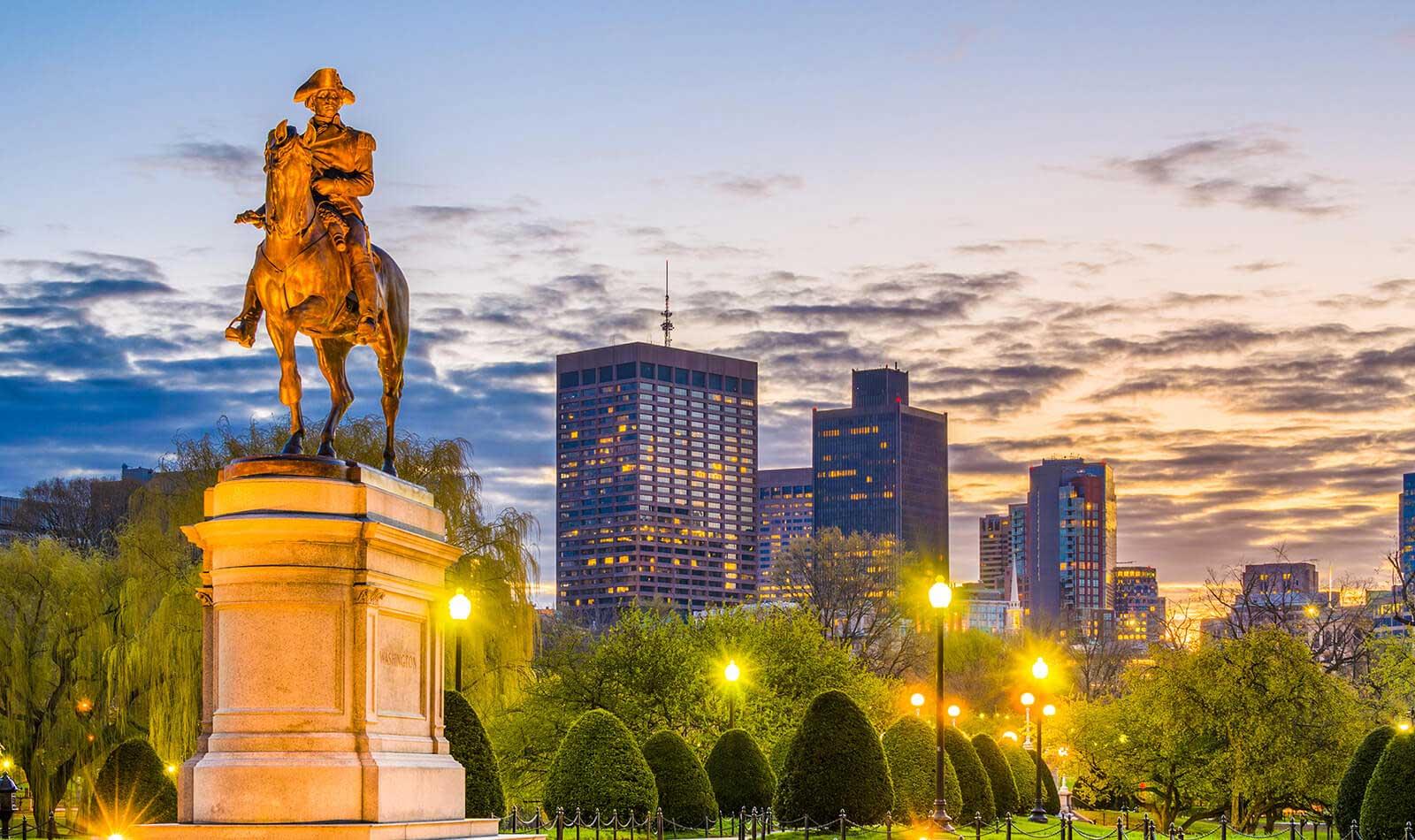 thành phố khởi nghiệp Boston (Mỹ)