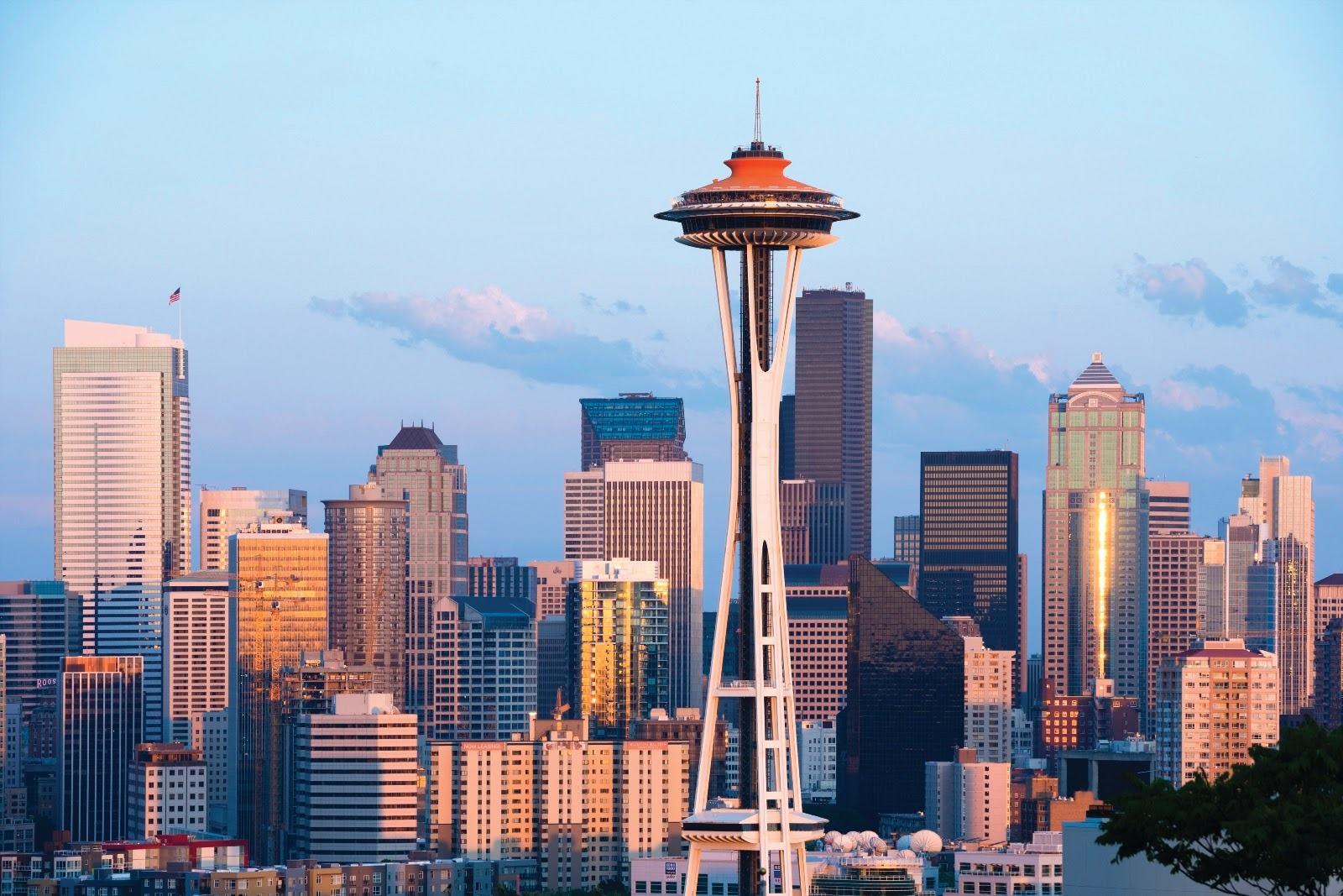 thành phố khưởi nghiệp Seatle (Mỹ)