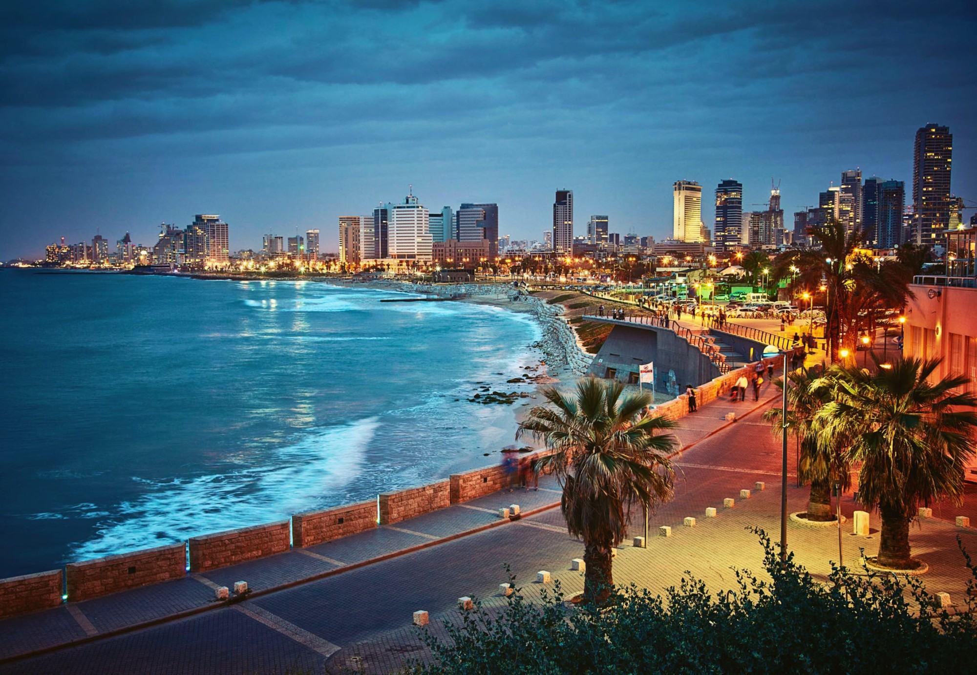 thành phố khởi nghiệp Tel Aviv (Israel)