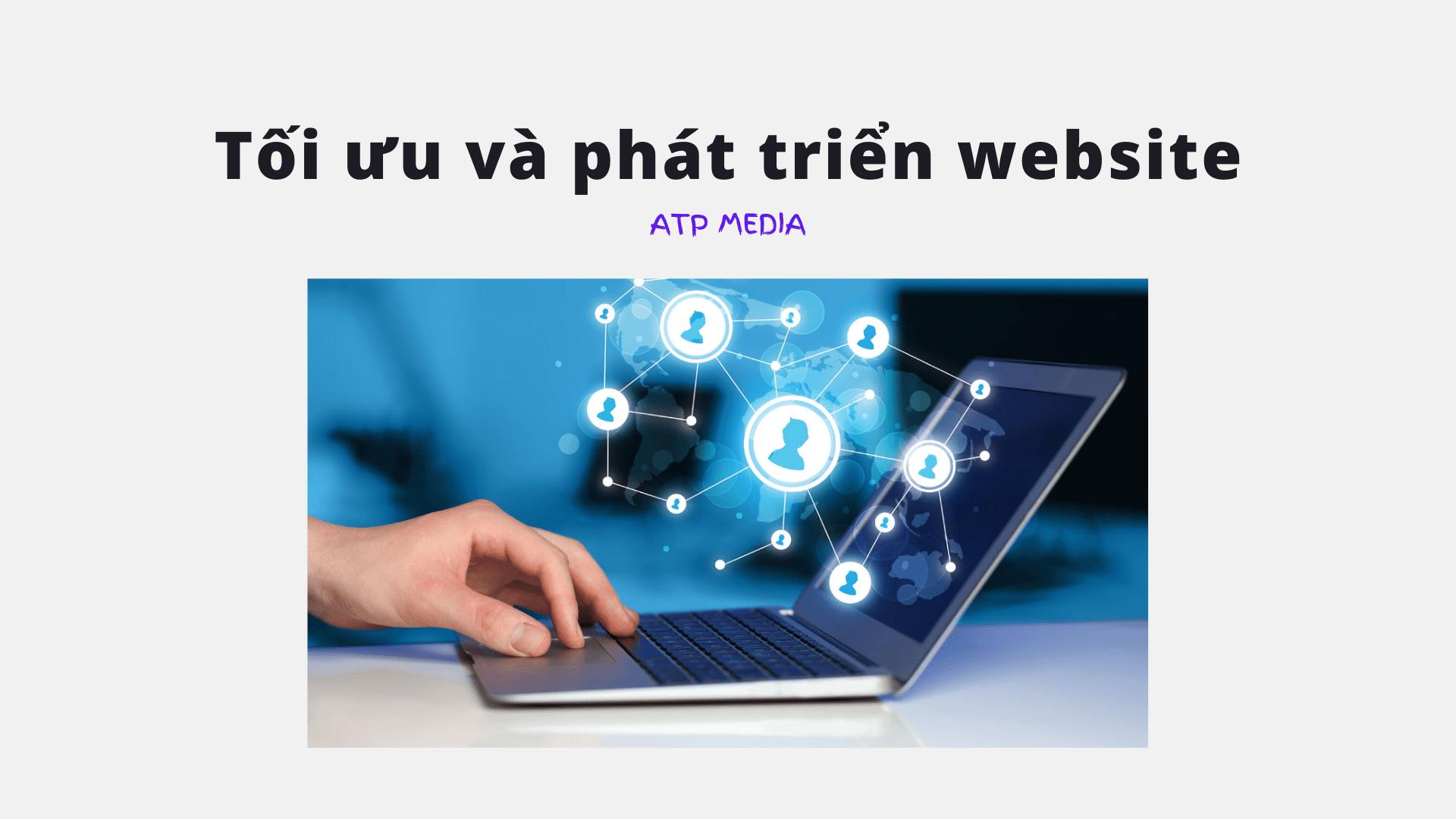 Tối ưu và phát triển website